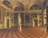 Sala Dell'Iliad, Pitti Palace, Florence, C. 1870 by Francesco Maestosi