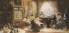 The Recital by Salvador Sanchez Barbudo