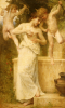 Blessures D'Amour, 1897 by Adolphe William Bouguereau