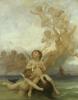 Birth Of Venus by Adolphe William Bouguereau