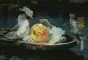 Midsummer's Eve by Ulpiano Checa Y Sanz