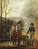 The Meeting Of Napoleon And Francois II, Emperor Of Austria by Pierre-Paul Prud'hon