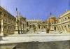 The Roman Forum by Josef Theodor Hansen