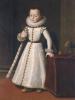 Portrait Of Carlos Di Fernando De Medici, C. 1587 by Tiberio Titi