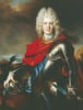 Portrait Of Frederick Augustus II Of Saxony (1696-1763) by Nicholas de Largilliere