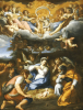 The Adoration Of The Shepherds by French School