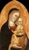 The Madonna And Child by Giovanni Di Nicola Da Pisa