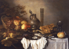 A Still Life With A Roemer by Roelof Koets I