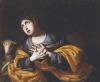 Saint Agnes by Pacecco de Rosa