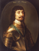 Portrait Of Frederick V (1596-1632), Elector Palatine And King Of Bohemia by Gerrit van Honthorst