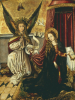 The Annunciation by Christie's Images