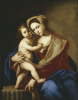 The Madonna And Child by Massimo Stanzione