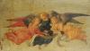 Three Angels by Bartolomeo di Giovanni