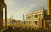 Piazzetta, Venice, Looking South Towards San Giorgio Maggiore by Christie's Images
