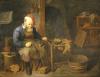 A Cobbler by David Ryckaert III