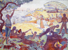 Time Of Harmony. Au Temps D'harmonie, 1895 by Paul Signac