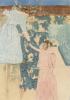 Gathering Fruit, Circa 1893 by Mary Cassatt