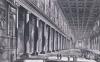 Interior Of The Basilica Of S. Maria Maggiore, Rome, 1761 by Giovanni Battista Piranesi