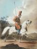 Cossack In Spring, 1809 by Aleksandr Osipovich Orlovskii