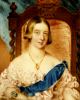 Queen Victoria by Christie's Images