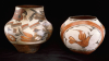 Two Zia Polychrome Jars by Christie's Images