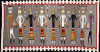 A Navajo Yei Rug by Christie's Images