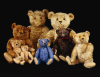 Teddy Bear Family by Christie's Images