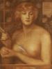 Venus Verticordia 1867 by Dante Gabriel Rossetti