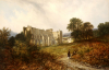 Fountains Abbey by Walter Williams