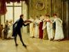 Fan Flirtation by Henry Gillard Glindoni