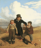 Boyhood, 1849 by John Faed