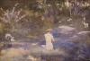 A Pastoral by John Reinhart Weguelin
