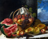 Harvest Of Plenty by John F. Francis