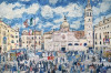 Camp Santa Maria Formosa, Venice by Maurice Prendergast