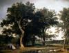 Landscape Near Minden, Germany by Thomas Worthington Whittredge