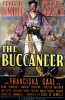 The Buccaneer, 1937, Paramount by US Movie Poster