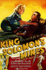 King Solomon's Mines, 1936, Gainsborough by US Movie Poster