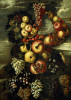 Autumn, One Of The Four Seasons by Giuseppe Arcimboldo