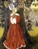 Launcelot Slays The Caitiff Knight Sir Tarquin by Frank Cadogan Cowper