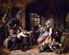 Blind Man's Buff by Pierre Jean Edmond Castan