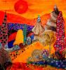 Gaudi's Park by Luisa Gaye Ayre