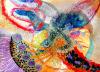 Carnival angel by Luisa Gaye Ayre