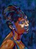 Aretha Franklin by John Wilsher
