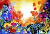 Tropical 1 by Luisa Gaye Ayre