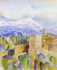La Alacazaba Granada Spain by Luisa Gaye Ayre