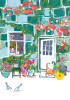 Walled Garden by Louise Cunningham