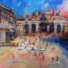 Piazza San Marco by Martin Ulbricht