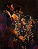 Wynton Marsalis by John Wilsher