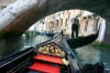 Venice Gondola Ride by Wayne Williams