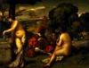 Le Concert Champetre, c.1510 by Titian